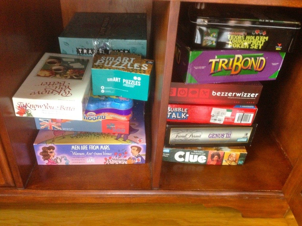 Lots of games!