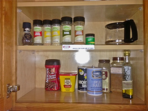 Spices, etc.