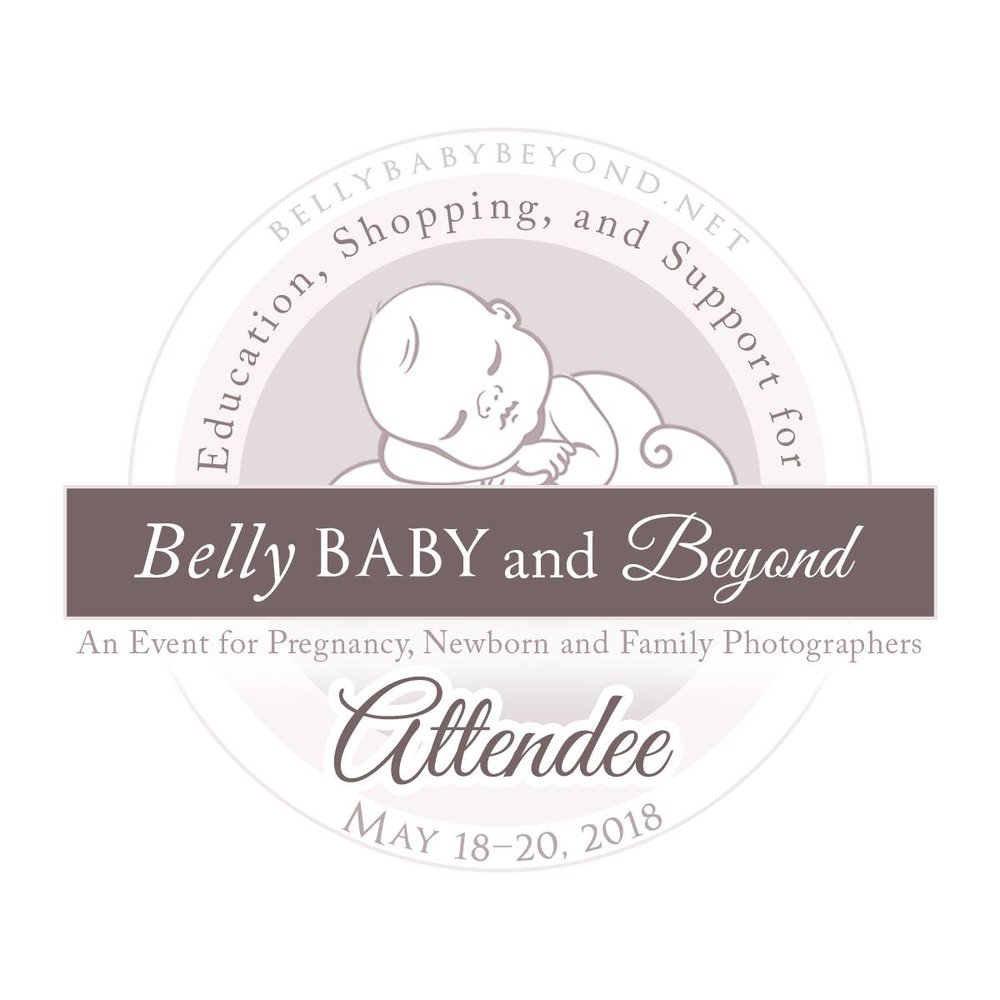 Copy of Belly, Baby and Beyond 2018 Attendee Stamp