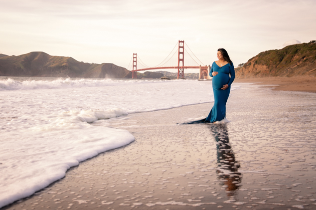 fine art maternity photography