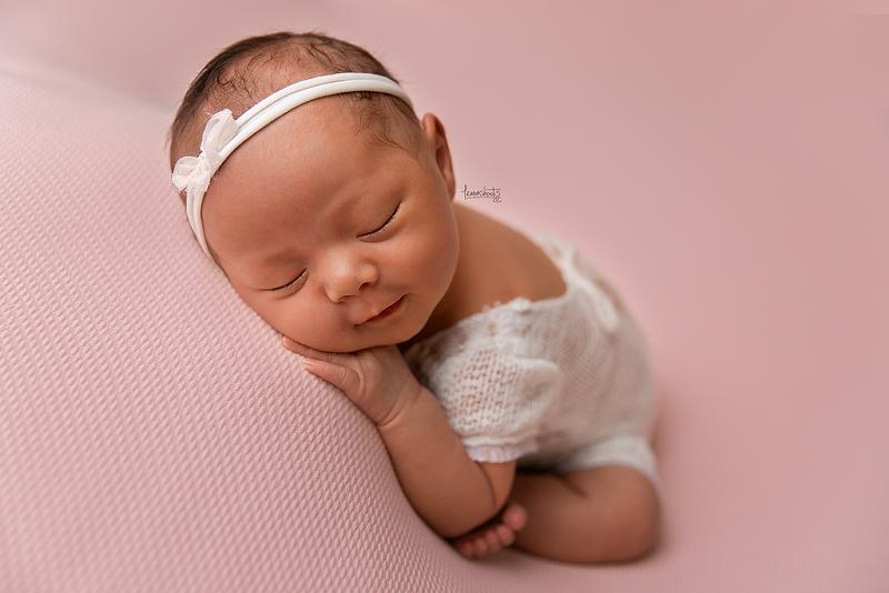 Alameda Newborn Photography Baby Sleeping