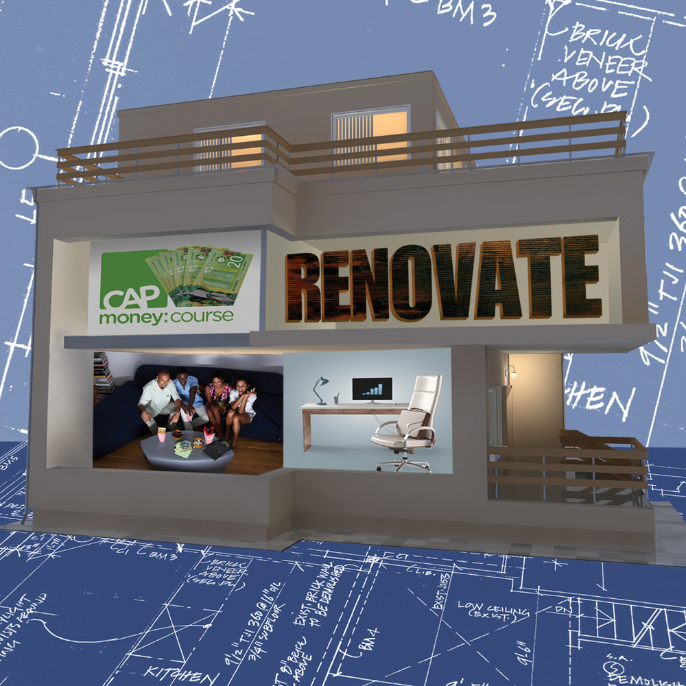 RENOVATE: Money Apr 17, 2016 Being, Doing, Having - Faith Today