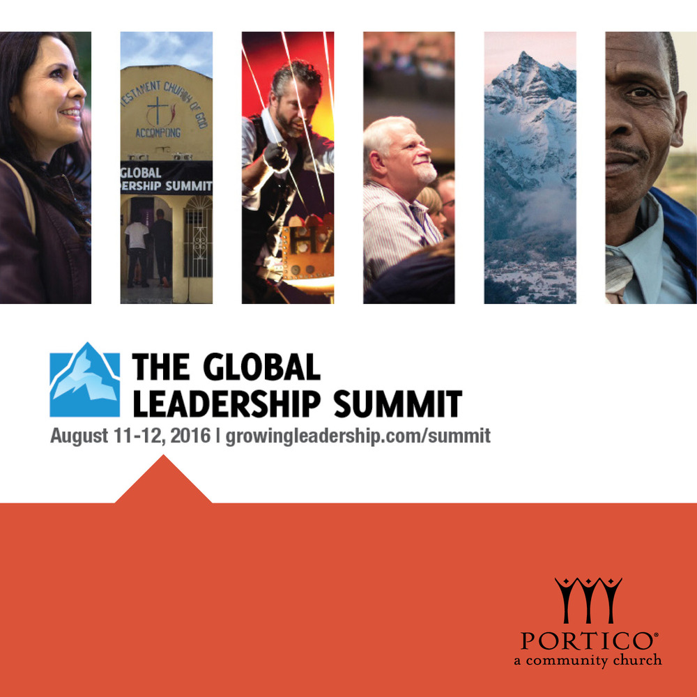 GLS: Summit Sunday May 1, 2016 Study Guide
