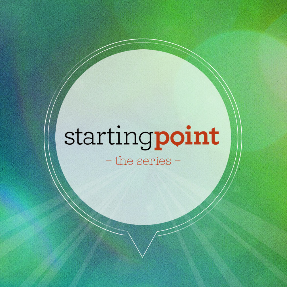 STARTING POINT: Don't Stop! Oct 23, 2016 Study Guide