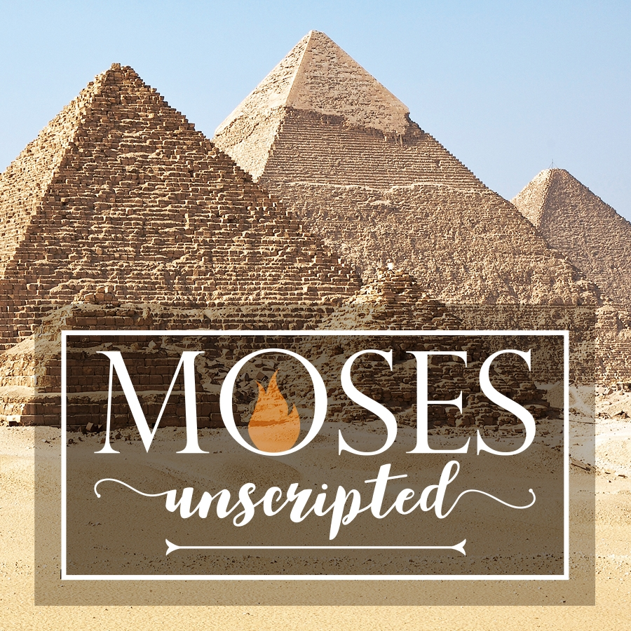 MOSES UNSCRIPTED Pilot Episode Mar 12, 2017 Study Guide