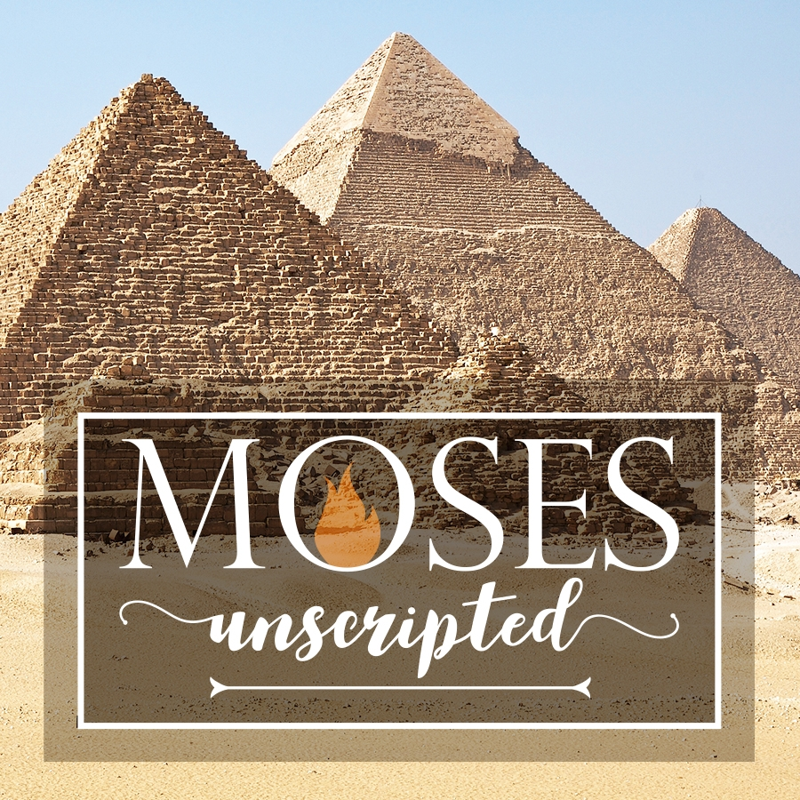 MOSES UNSCRIPTED Season 1, Plagues & Power Struggles Apr 9, 2017 Study Guide
