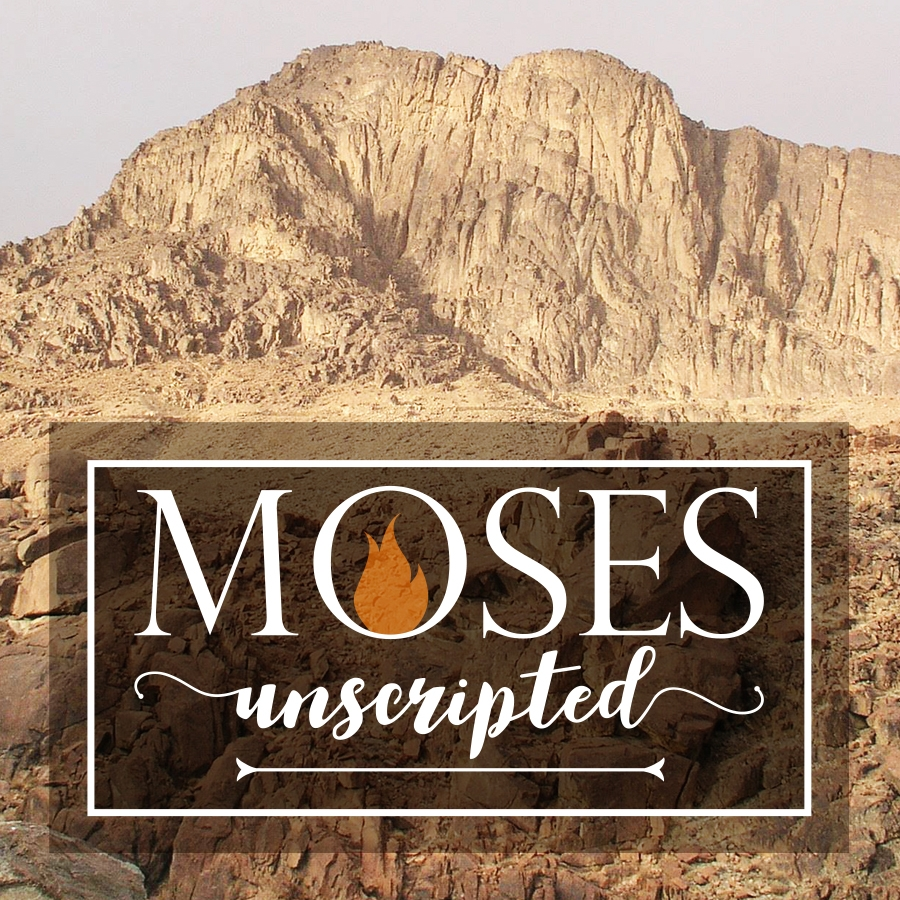 MOSES UNSCRIPTED Season 2, E4: Leading On Empty May 28, 2017 Study Guide