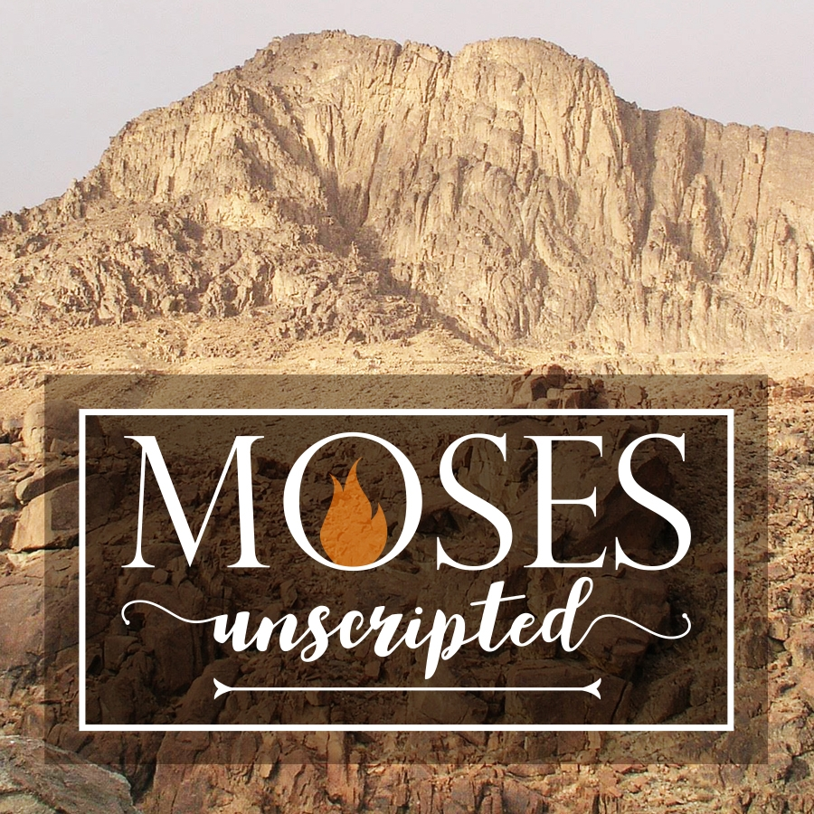 MOSES UNSCRIPTED Season 2, E5: Special Edition Jun 4, 2017 Study Guide