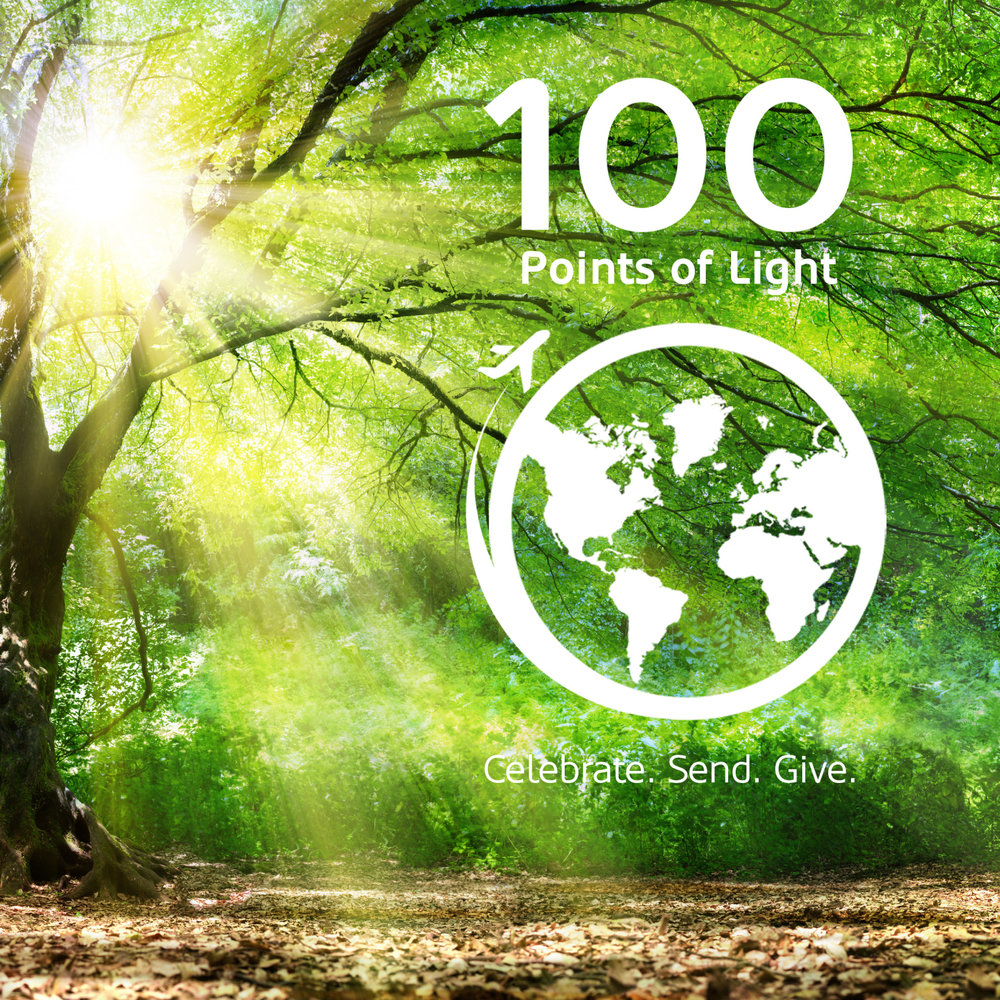 MISSIONS 100 Points of Light May 6, 2018 Study Guide