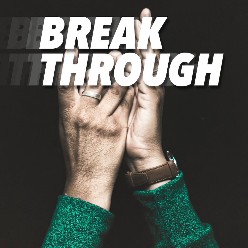 """BREAKTHROUGH When God Says """"No""""! February 10, 2019 Study Guide"""