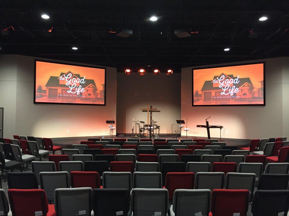 Faithbrook Church Worship Center and Sanctuary
