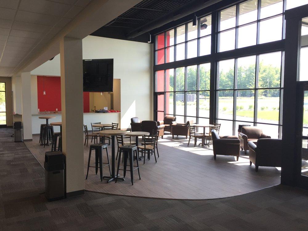 Faithbrook Church Lobby and Cafe