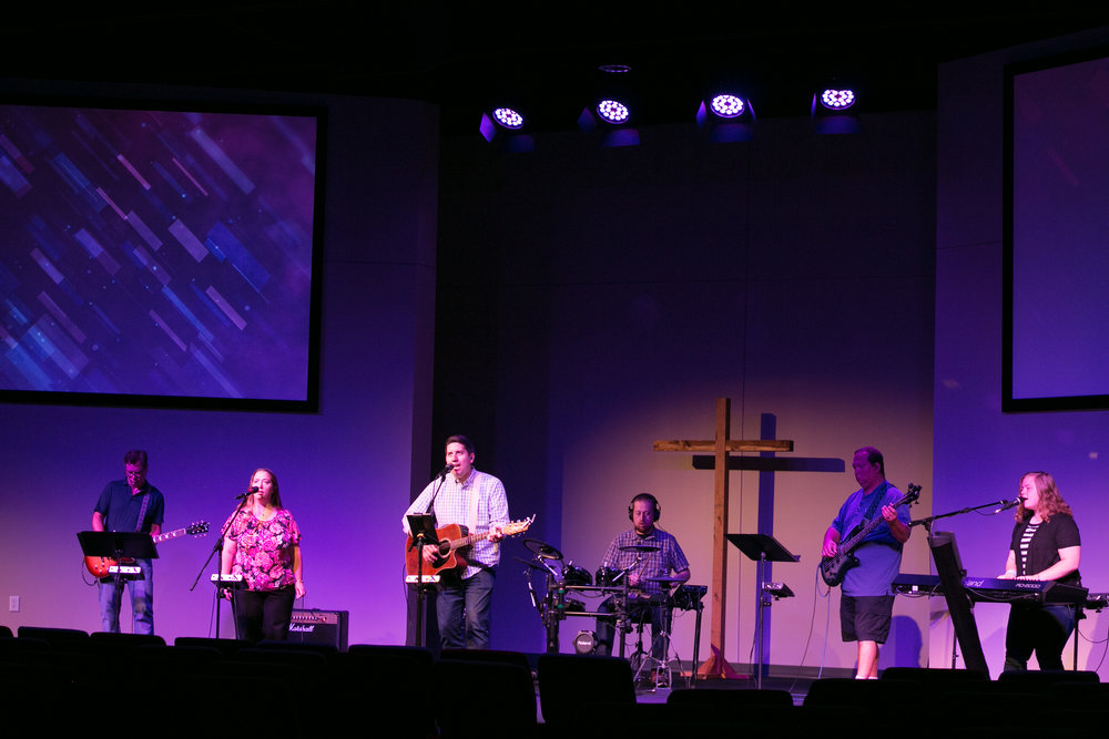 Faithbrook Church Worship Band