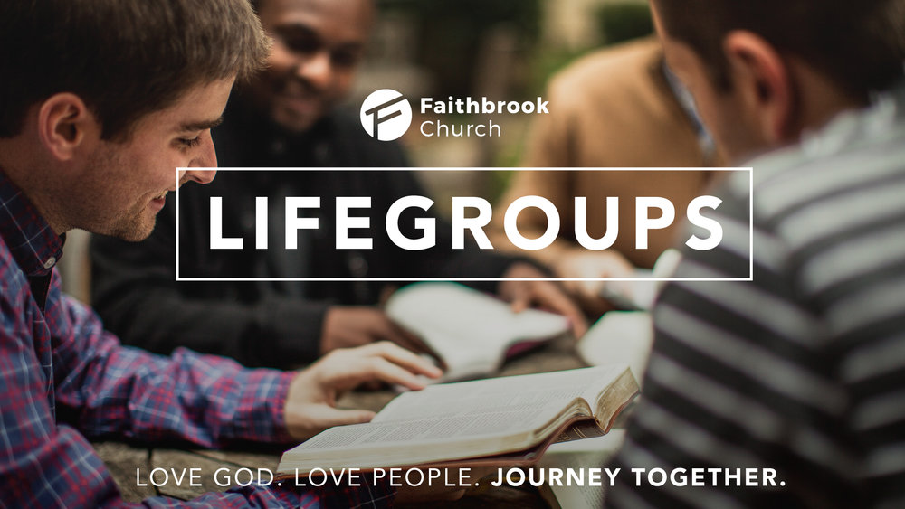 Faithbrook Church Adult Small Groups