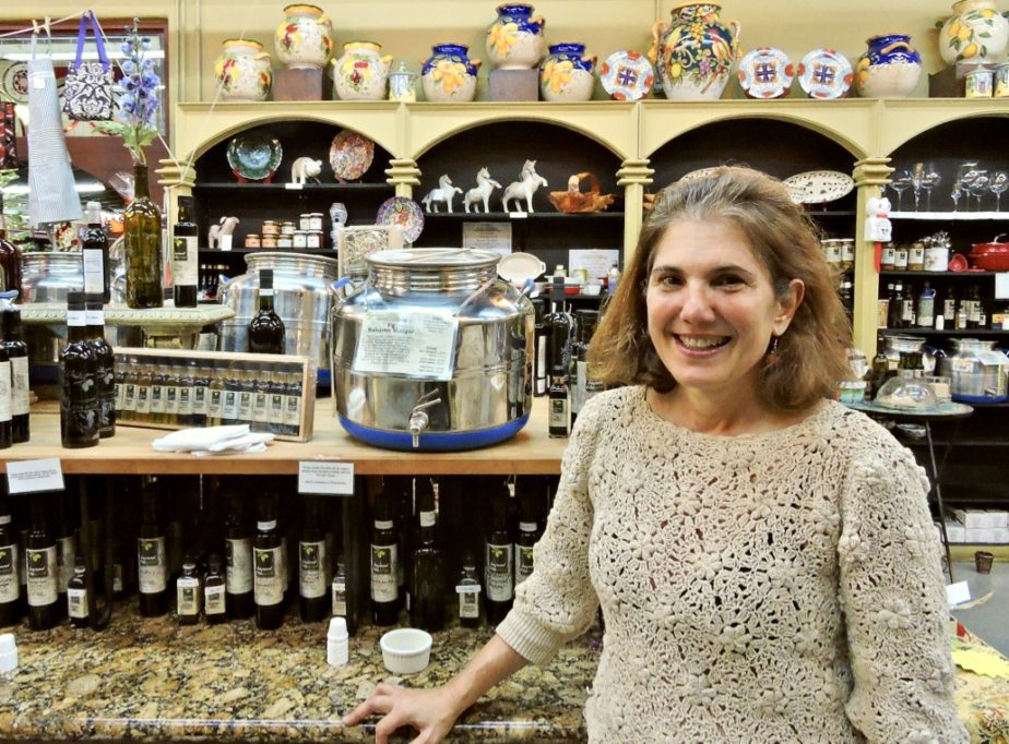Beyond the Olive owner, Lisa Grabow