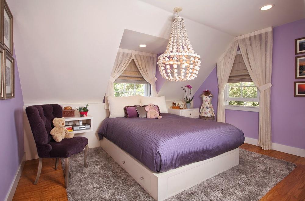 Sarah Barnard Design - Awesome Teen Bedrooms: Story