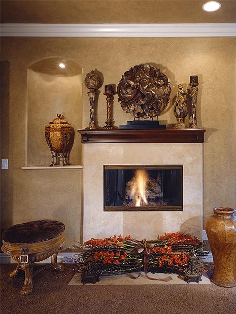 modern.luxury.fireplace