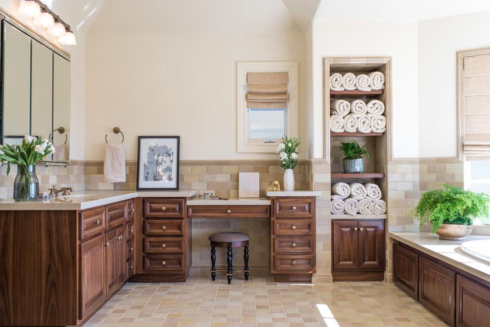 Sarah Barnard Design Traditional Home Pacific Palisades Master