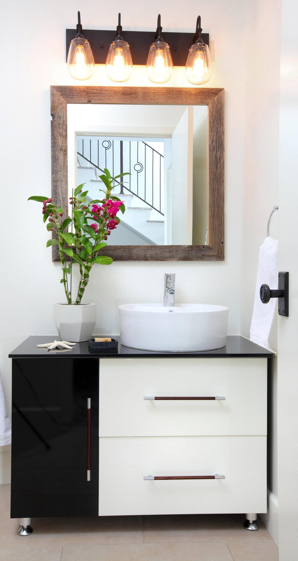 Sarah Barnard Design - Park View Pied-à-terre: Guest Bathrooms: Blog