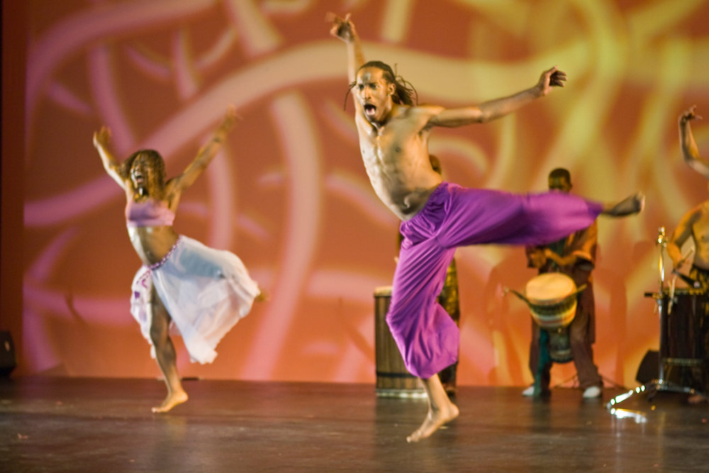 Step Afrika Dance Troupe, 2013