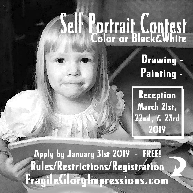 Self Portrait Contest — Fragile Glory Impressions