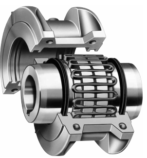 FALK STEELFLEX - The simplest, most cost-effective coupling