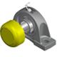 Sealmaster PN Gold Mounted Ball Bearings
