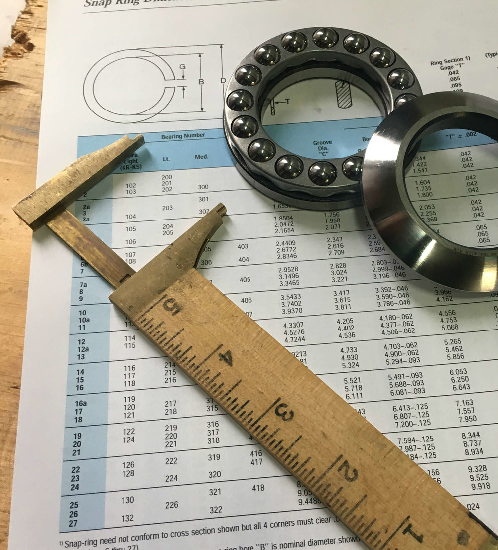 American Inch Size Bearings