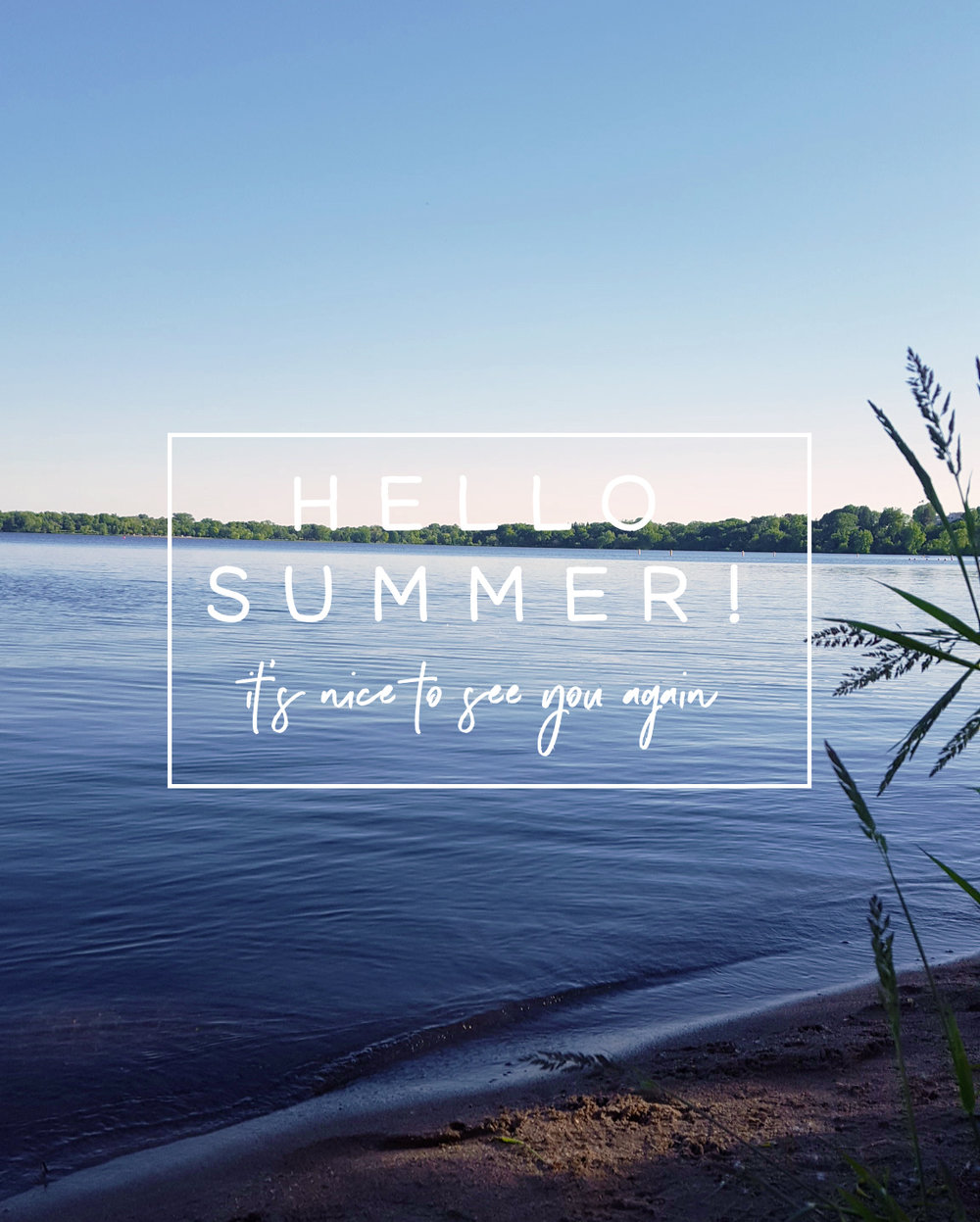 Summer Living Header