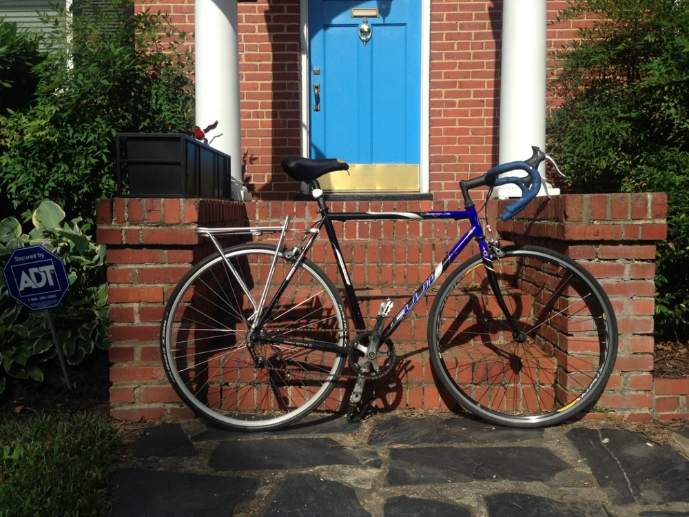 It's got new, old-person handlebars now!