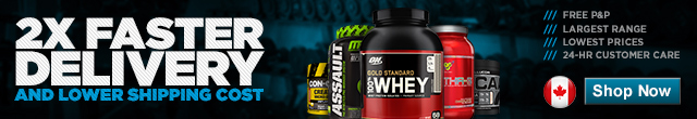 Supplements cheaper than ever and faster then ever delivered to your door now.