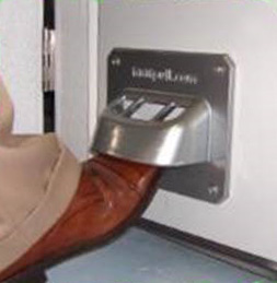 Footpull Hands Free Door Opener