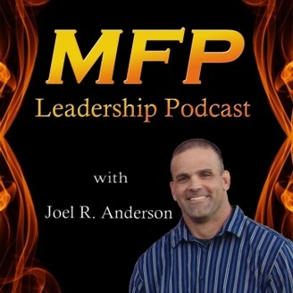 My Firepoint Leadership Podcast with Joel Anderson featuring Jeff Veley