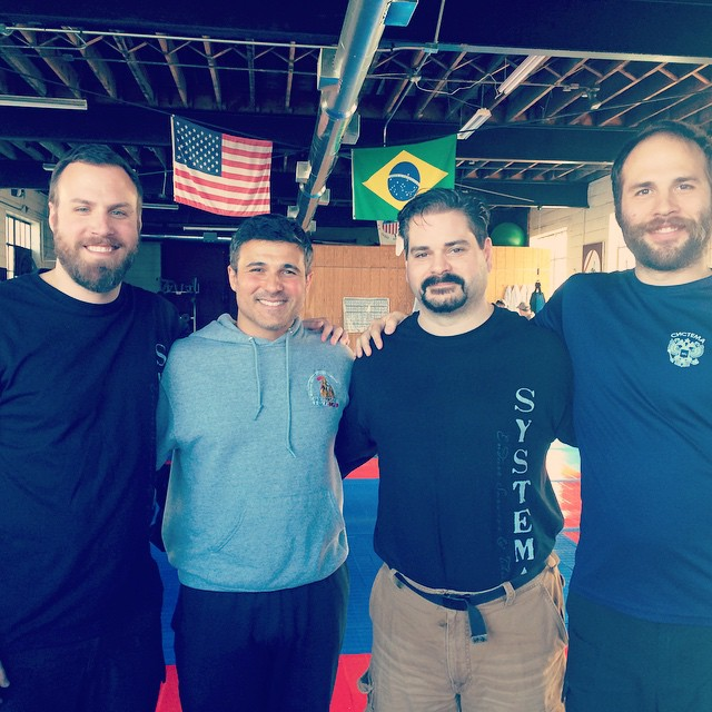 Meanwhile, in Roanoke VA, Marco and Blackorby hit a full weekend with the ever-brilliant Emmanuel Manolokakis. Busy week for the crew!