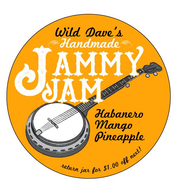 Wild Dave's Jammy Jam