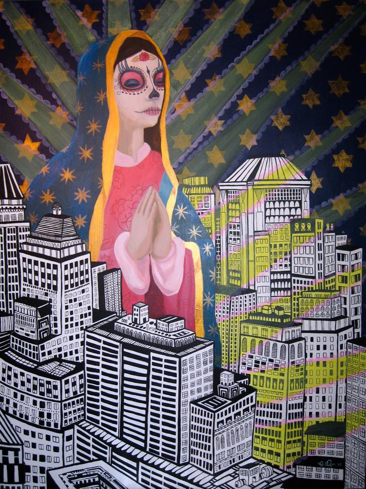 Guadalupe en la Ciudad