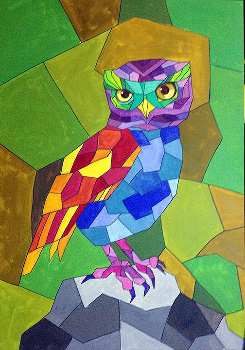 Crystal Owl