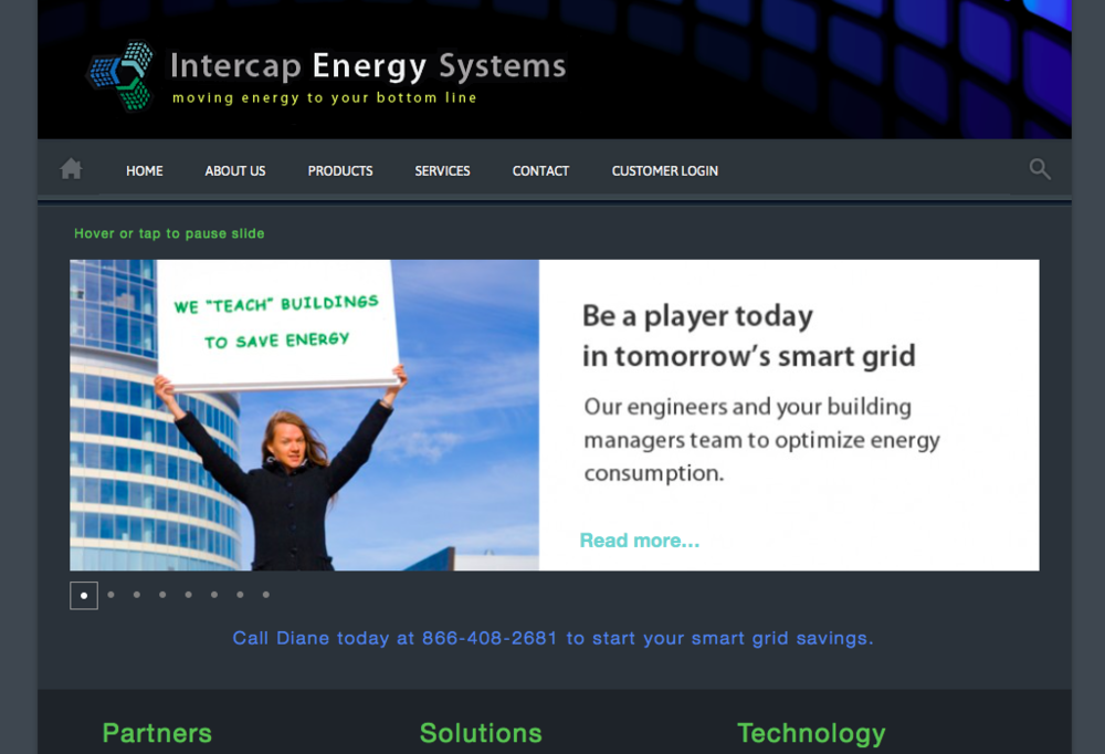 Intercap Energy Corp.