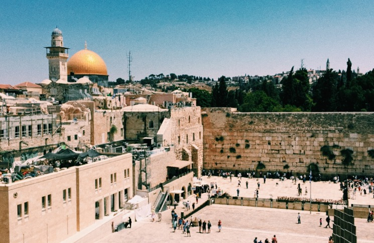 The Western Wall & The Dome of the Rock