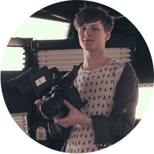 First Job Freelance - Video Creator Olly Newport