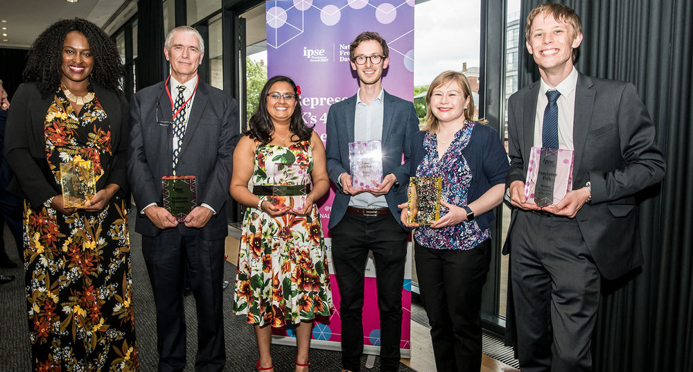 Winners of Freelancer of The Year 2017