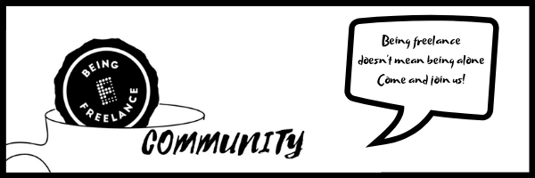 Join the Being Freelance Community