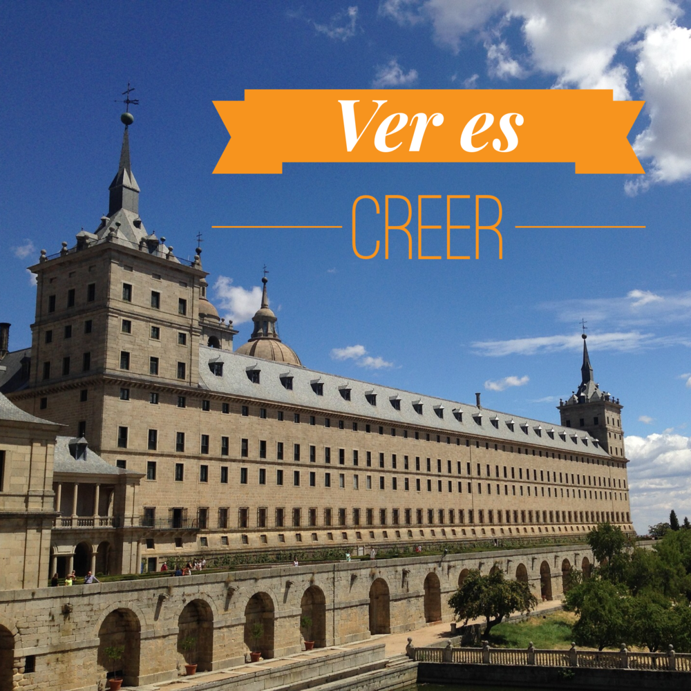 Read to Speak Spanish — El Escorial, España