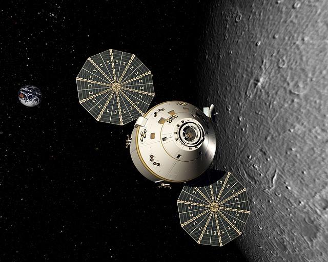 ¿Cómo será la nave espacial?
