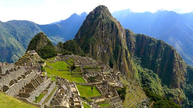 Machu Picchu, una ciudad del imperio majestuoso de los Inca.