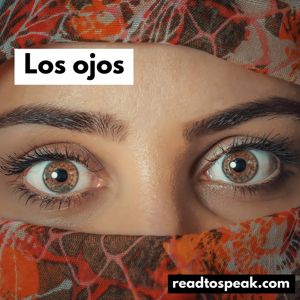 Read to Speak Spanish - los ojos.PNG