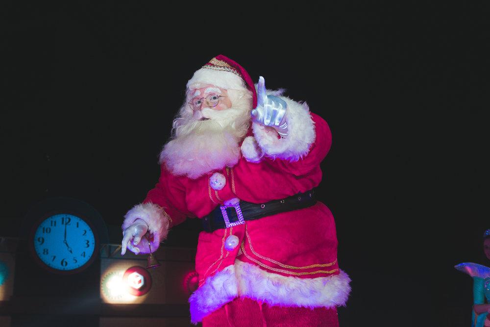"""En algunos países se dice """"Papá Noel"""" para referirse a Santa Claus."""