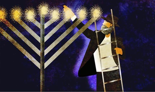 Looking forward to seeing all of you at our Giant Menorah Celebration on December 3rd!