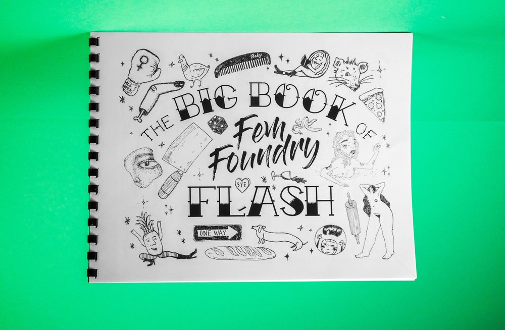 The Big Book of Fem Foundry Flash