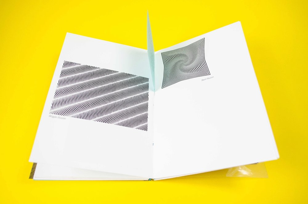 Illusion Zine by Julie Finn